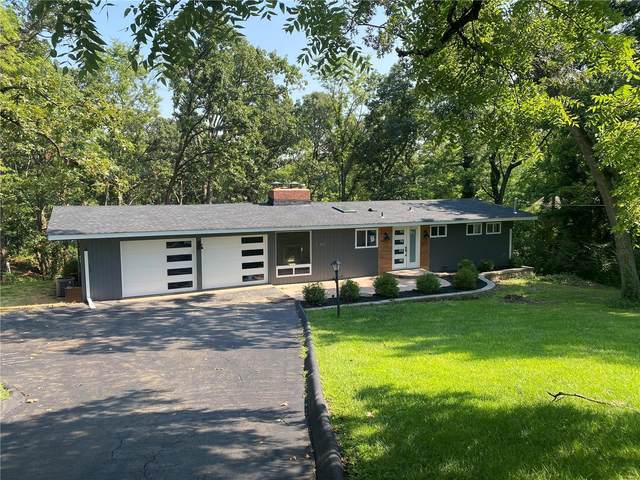 12212 Robyn Road, Sunset Hills, MO 63127 (#21053328) :: RE/MAX Vision