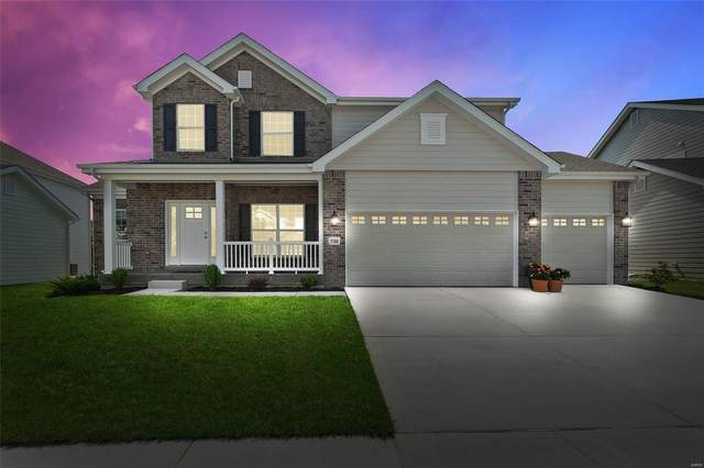 1144 Patchwork Fields, Chesterfield, MO 63005 (#21053338) :: RE/MAX Vision