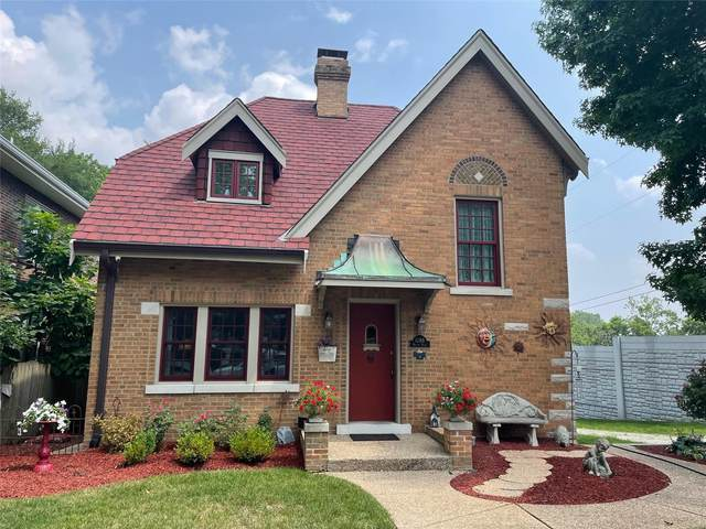 1288 Boland Place, Richmond Heights, MO 63117 (#21053355) :: Clarity Street Realty