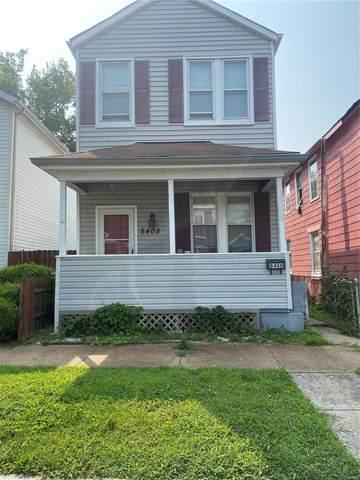 8408 Pennsylvania Avenue, St Louis, MO 63111 (#21053361) :: Clarity Street Realty