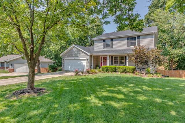 17 Woodshire Court, Saint Charles, MO 63304 (#21053380) :: Parson Realty Group