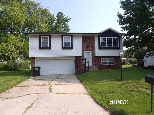 541 Lemans Way, Fairview Heights, IL 62208 (#21053394) :: Fusion Realty, LLC