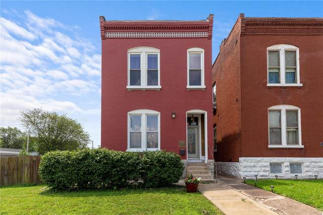 3104 Magnolia Avenue, St Louis, MO 63118 (#21053424) :: Kelly Hager Group   TdD Premier Real Estate