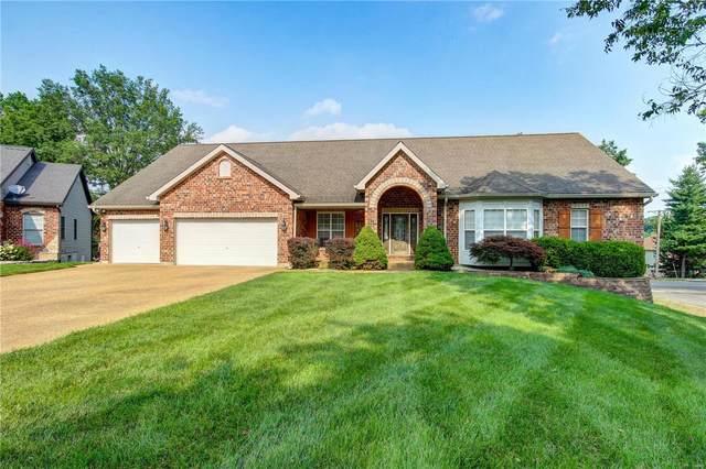 5600 Banez Drive, St Louis, MO 63128 (#21053435) :: Parson Realty Group