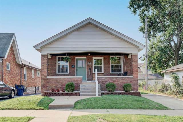 4234 Hydraulic Avenue, St Louis, MO 63116 (#21053438) :: Reconnect Real Estate