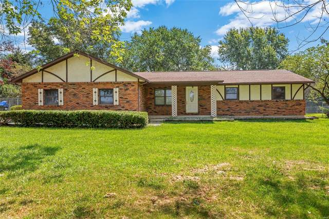 610 Lakeview Drive, Waterloo, IL 62298 (#21053451) :: Fusion Realty, LLC