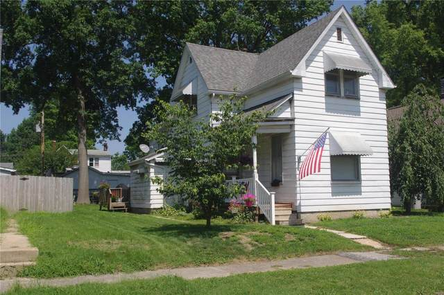 128 N Indiana Avenue, Belleview, IL 62221 (#21053473) :: Clarity Street Realty