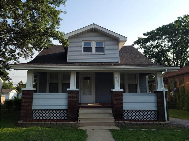 939 Madison Ave, Wood River, IL 62095 (#21053476) :: Fusion Realty, LLC