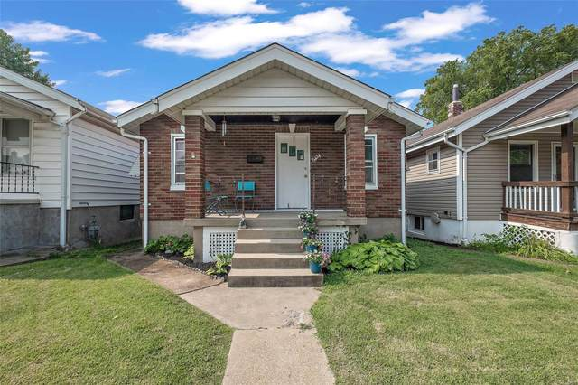 6424 Hoffman Avenue, St Louis, MO 63139 (#21053479) :: St. Louis Finest Homes Realty Group