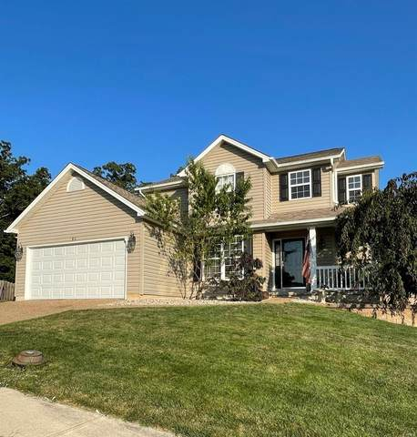 80 Valley Farms Drive, Winfield, MO 63389 (#21053484) :: Parson Realty Group