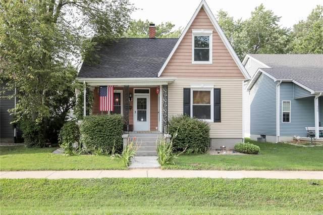 504 E Washington Street, O'Fallon, IL 62269 (#21053514) :: Clarity Street Realty