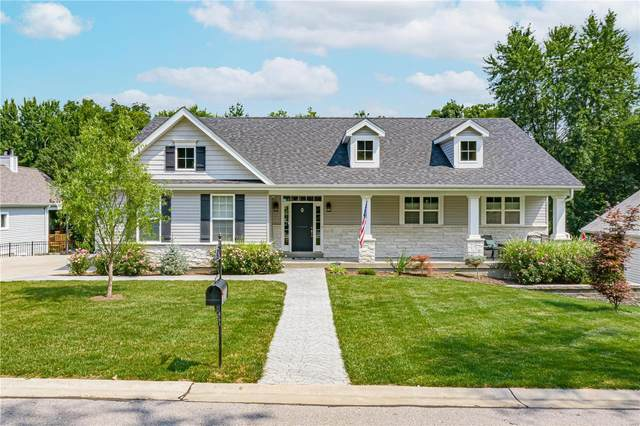 12209 Roger Lane, St Louis, MO 63131 (#21053540) :: Clarity Street Realty