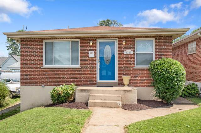 4241 Eichelberger Street, St Louis, MO 63116 (#21053541) :: Terry Gannon | Re/Max Results