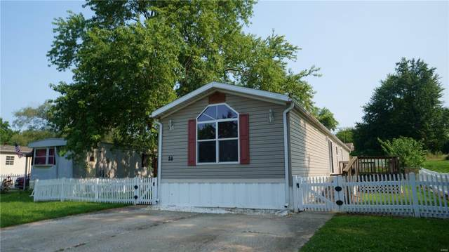 28 Periwinkle Circle, Belleville, IL 62220 (#21053563) :: Fusion Realty, LLC