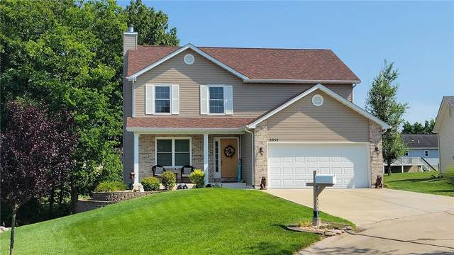 2052 Windmill Summit Drive, Imperial, MO 63052 (#21053564) :: The Becky O'Neill Power Home Selling Team