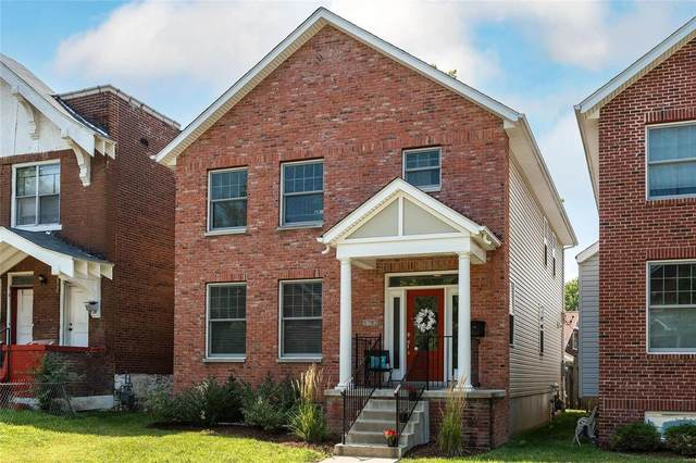 5792 Mcpherson Avenue, St Louis, MO 63112 (#21053593) :: The Becky O'Neill Power Home Selling Team