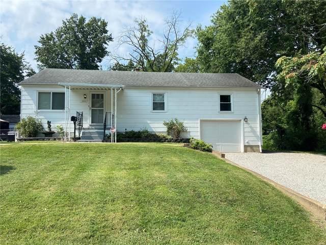 364 Lagro Avenue, St Louis, MO 63125 (#21053596) :: RE/MAX Vision