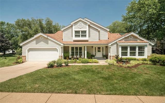 16309 Peppermill Drive, Wildwood, MO 63005 (#21053605) :: Parson Realty Group