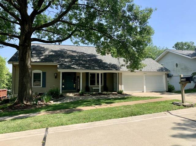 1258 Mautenne, Manchester, MO 63021 (#21053616) :: Parson Realty Group
