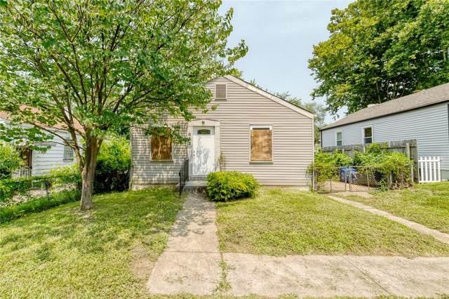 853 Nassau Drive, St Louis, MO 63147 (#21053625) :: Parson Realty Group