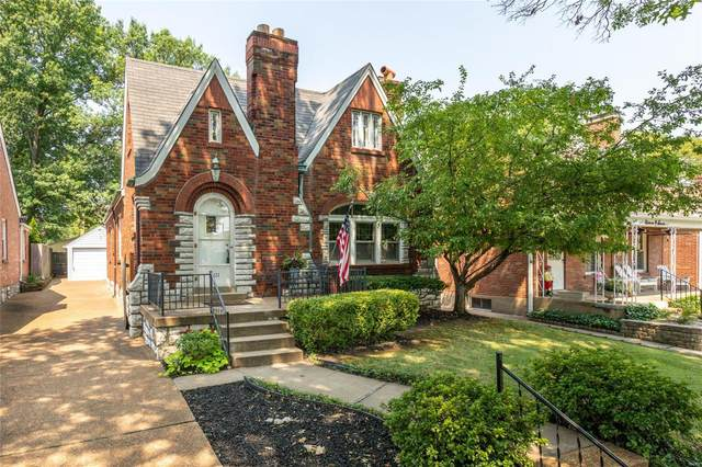 1111 Art Hill Place, St Louis, MO 63139 (#21053631) :: Clarity Street Realty