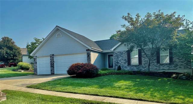 2537 Grover Ridge Drive, Grover, MO 63040 (#21053645) :: Century 21 Advantage