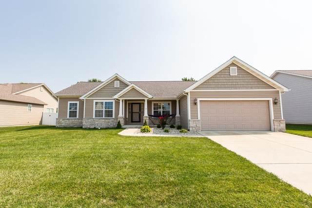 1409 Winchester Grove Court, O'Fallon, IL 62269 (#21053649) :: Fusion Realty, LLC