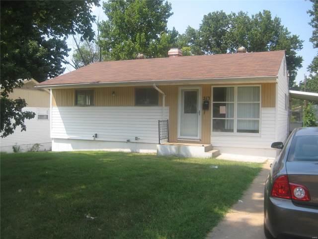 213 Ben Nevis Road, St Louis, MO 63137 (#21053655) :: RE/MAX Vision