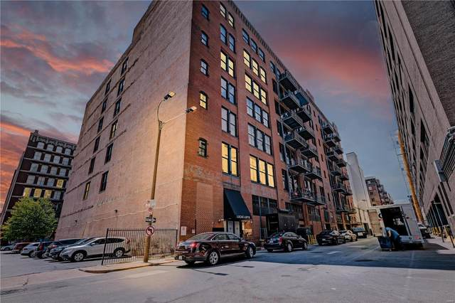 1113 Washington Avenue #702, St Louis, MO 63101 (#21053667) :: Friend Real Estate