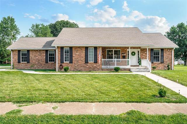 211 W Old Route 66 N, MOUNT OLIVE, IL 62069 (#21053683) :: Clarity Street Realty