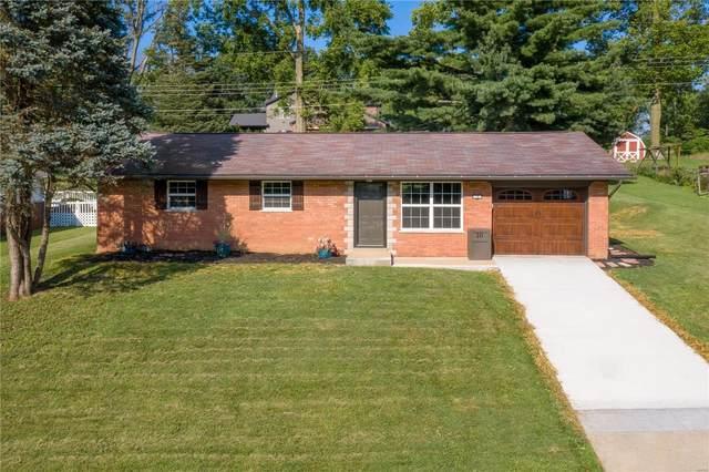 10 Whiteside, Belleville, IL 62221 (#21053709) :: Innsbrook Properties