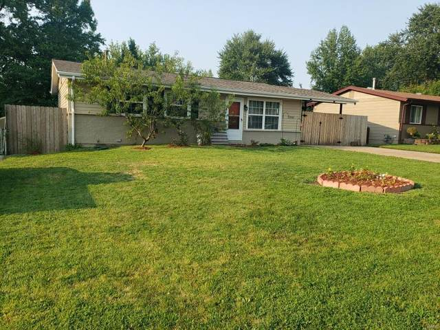11935 Midvale, Maryland Heights, MO 63043 (#21053710) :: Clarity Street Realty