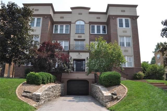 7346 Forsyth Boulevard #3, University City, MO 63105 (#21053720) :: Jenna Davis Homes LLC