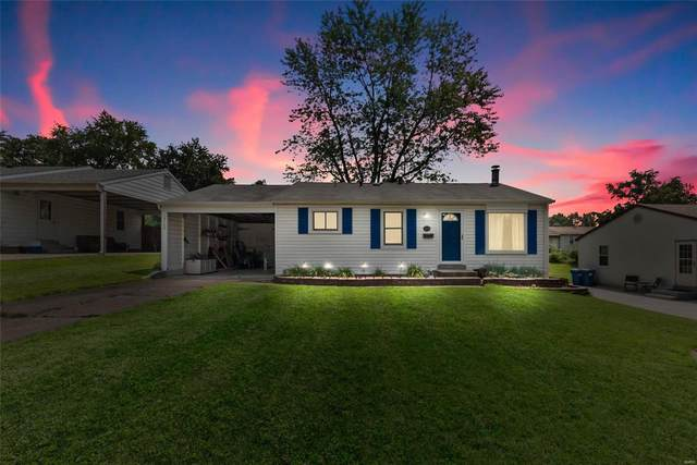 12160 Nantucket Place, Maryland Heights, MO 63043 (#21053737) :: Clarity Street Realty