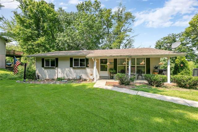 1341 Riverview Drive, Festus, MO 63028 (#21053745) :: Clarity Street Realty