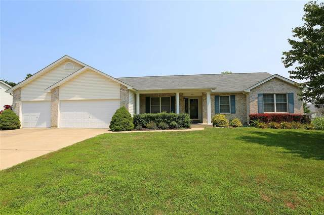 3411 Bedford Falls, Wentzville, MO 63385 (#21053751) :: Innsbrook Properties