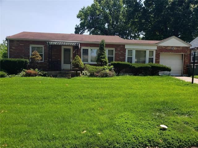 878 Melvin Avenue, St Louis, MO 63137 (#21053753) :: RE/MAX Vision