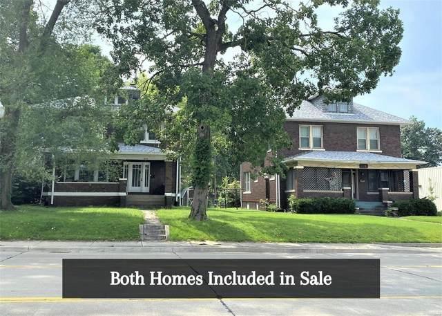 401 S Buchanan Road, Edwardsville, IL 62025 (#21053757) :: Parson Realty Group
