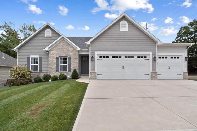 1224 John Ryan Lane, Ballwin, MO 63021 (#21053762) :: Mid Rivers Homes