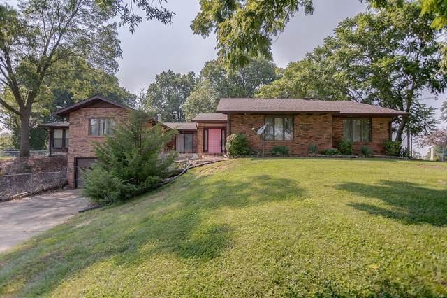 1 Hill Street, Shiloh, IL 62269 (#21053769) :: Hartmann Realtors Inc.