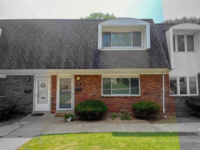 1003 Lafayette Court, Collinsville, IL 62234 (#21053784) :: St. Louis Finest Homes Realty Group