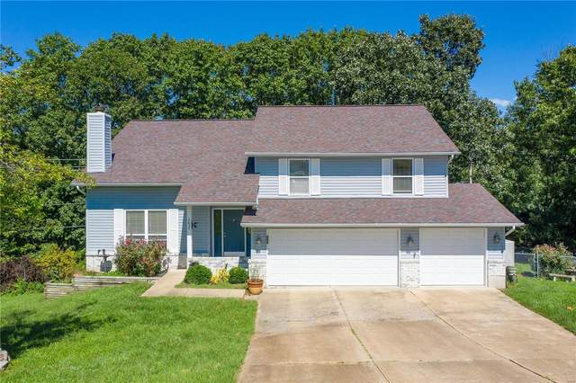 2632 Plum Tree Court, High Ridge, MO 63049 (#21053786) :: Century 21 Advantage