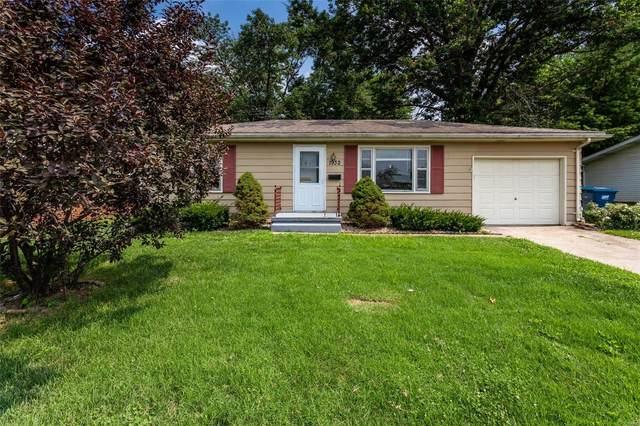 1932 Cornell Avenue, Edwardsville, IL 62025 (#21053796) :: Parson Realty Group
