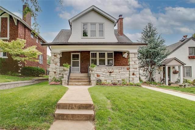7566 Wise Avenue, St Louis, MO 63117 (#21053800) :: Walker Real Estate Team