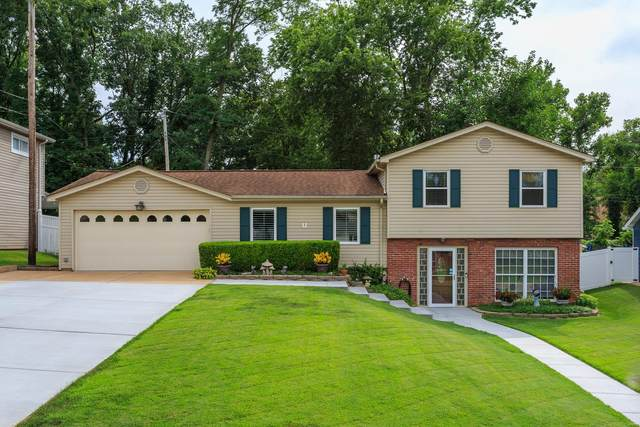 4340 Barth Drive, St Louis, MO 63125 (#21053803) :: Clarity Street Realty