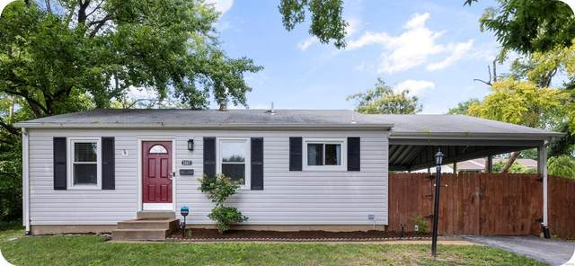 2667 Chatham, Maryland Heights, MO 63043 (#21053805) :: Terry Gannon | Re/Max Results