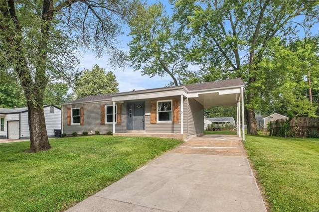 5 Alandale Court, Florissant, MO 63031 (#21053826) :: Clarity Street Realty