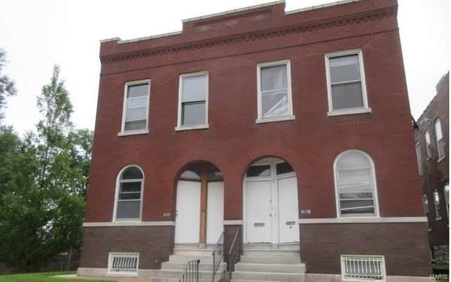 4100 Michigan Avenue, St Louis, MO 63118 (#21053827) :: Krista Hartmann Home Team
