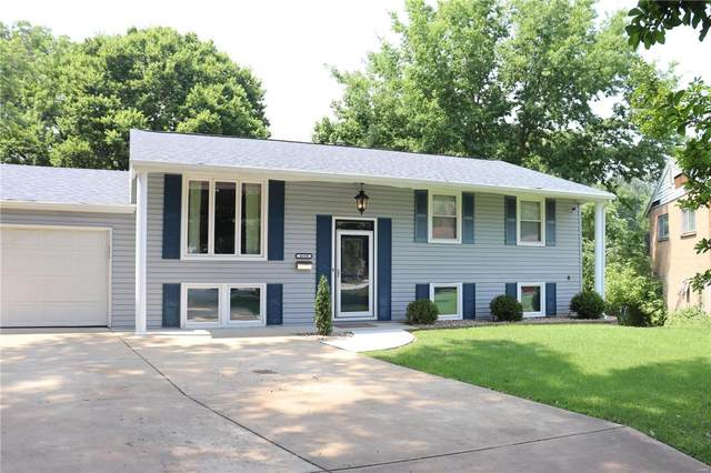 4118 Celtic Court, St Louis, MO 63125 (#21053835) :: Walker Real Estate Team