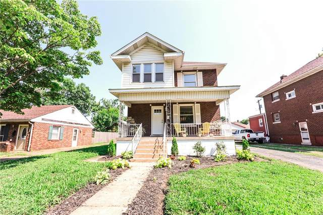 2736 Grand Ave, Granite City, IL 62040 (#21053839) :: Parson Realty Group